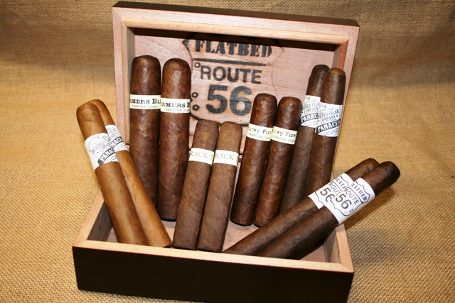 Homestead Sampler  w/Humidor