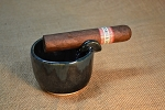 SINGLE CIGAR ASHTRAY SMALL