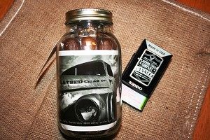 Moonshine Sampler w/Lighter