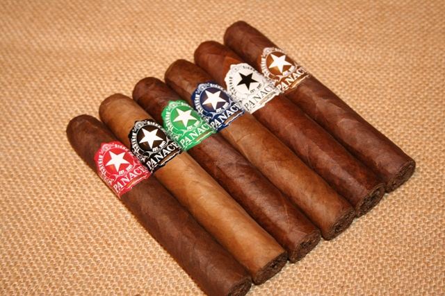 Robusto 6 cigar Sampler