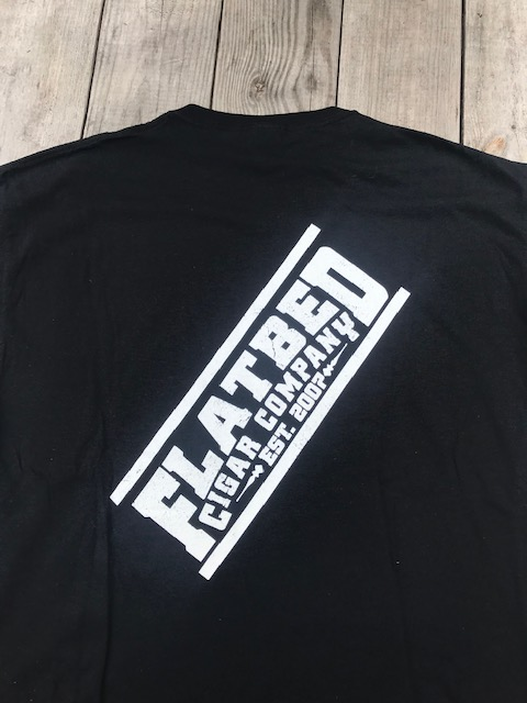 NEW Flatbed Logo T