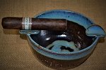 2 CIGAR ASHTRAY Med