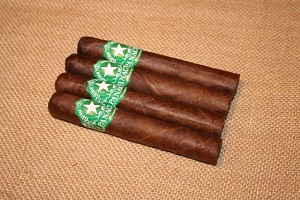 Robusto (5x50), 4 Pack