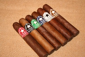 6 Robusto Cigars