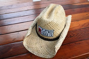 Straw Corral Hat